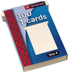 Planbord T-kaart A5547-40 107mm beige