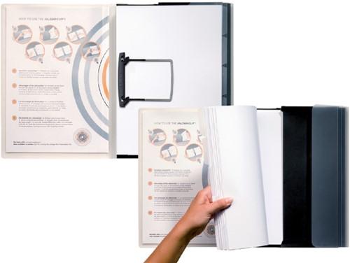 Portfoliomap Jalema A4 met 5 tabbladen