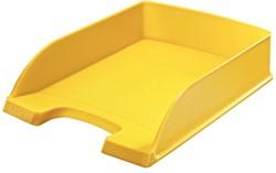 Brievenbak Leitz 5227 Plus standaard geel