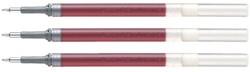 Gelschrijvervulling Pentel LR7 energel rood 0.4mm