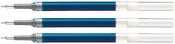 Gelschrijvervulling Pentel LR7 energel blauw 0.4mm