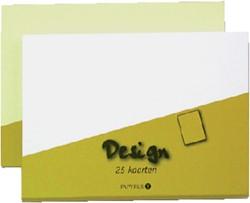 Enveloppen Papyrus 114x162mm ivoorwit