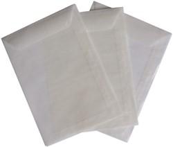Envelop Quantore loonzak 114x162 50gr pergamijn 1000stuks
