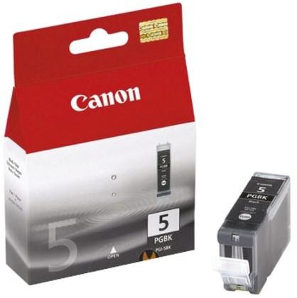 Inktcartridge Canon PGI-5 zwart