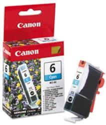 Inkcartridge Canon BCI-6 blauw