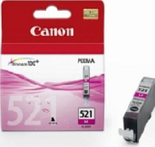 Inktcartridge Canon CLI-521 rood