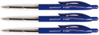 Balpen Quantore drukknop blauw-2