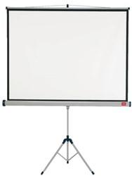 Projectiescherm Nobo statiefscherm 200x151.3cm