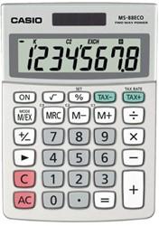 Rekenmachine Casio MS-88-ECO