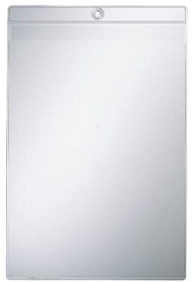 U-map Leitz A4 met ophangoog 0.20mm PVC transparant