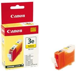 Inkcartridge Canon BCI-3E geel