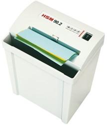 Papiervernietiger HSM classic 90.2 stroken 3.9mm