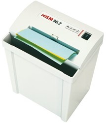 Papiervernietiger HSM classic 90.2 stroken 5.8mm