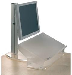 Documentenhouder OPUS 2 A3 hoogte verstelbaar mat transparan