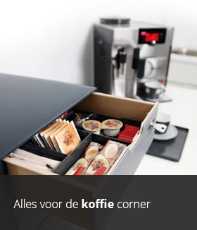 Voorpag - Banner 3 - 25% koffiecorner