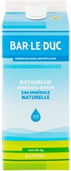 Bar Le Duc Mineraalwater koolzuurvrij 2 liter pak