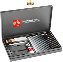 Caran d'Ache Graphite Line - Deluxe