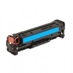 Toner huismerk HP CF411X 5.000 afdukken blauw