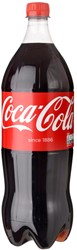 FRISDRANK COCA-COLA REGULAR 1.5 LITER