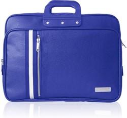 Bombata 24H Club Laptoptas 15 inch Kobalt Blauw