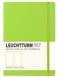 Leuchtturm1917 Notitieboek Lime - Medium - Blanco