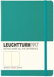Leuchtturm1917 Notitieboek Emerald - Medium - Blanco