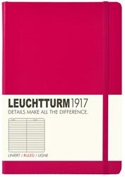 Leuchtturm1917 Notitieboek Berry - Medium - Gelinieerd