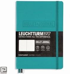 Leuchtturm1917 Bullet Journal notitieboek medium A5 emerald groen