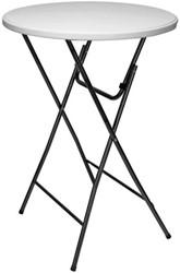 VOUWTAFEL ROND - Ø 80 x 110 cm