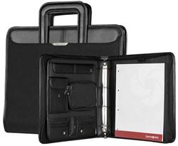 Samsonite Stationery Sidaho Zip Folder A4 Ret H + Binder black