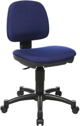 5STAR HOME CHAIR 10 BLAUW