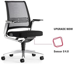 Design bureaustoel Interstuhl Vintageis5 17V7 met gratis sensor en 10 jaar garantie