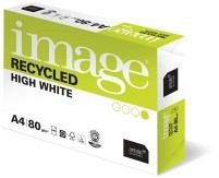 KOPIEERPAPIER IMAGE RECYCLED A4 80GR HIGH WHITE