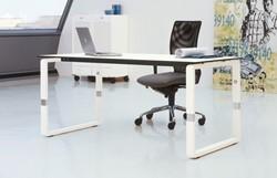 Bureau Pensum hoogte instelbaar O-frame