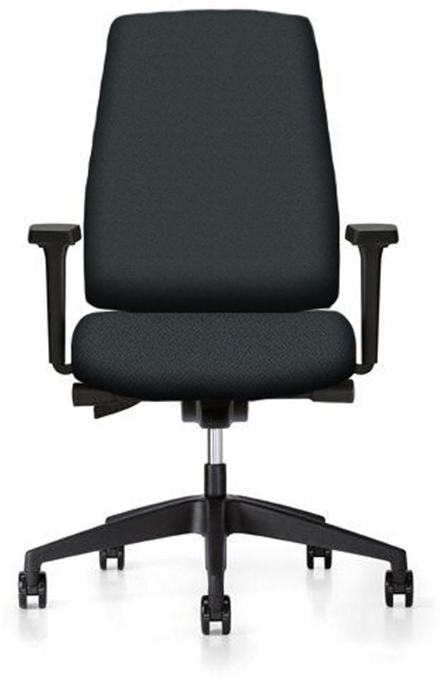 Interstuhl Prosedia Se7en Basic 16G2 bureaustoel - grijs- Lucia - NEN  EN-1335 gecertificeerd bij Easy4Office