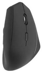 ERGO LINE - ergonomische muis verticaal, draadloos, zwart