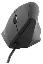 ERGO LINE - ergonomische muis verticaal, zwart