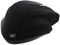 ERGO LINE - ergonomische muis, draadloos, zwart
