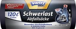 Swirl Afvalzakken Fixeerband 120ltr 12 stuks
