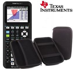Texas Instruments TI-84 PLUS CE-T met beschermetui