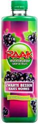SIROOP RAAK ZWARTE BES 750ML