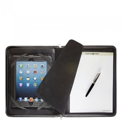 Portfolio A4 - removable iPad insert Black
